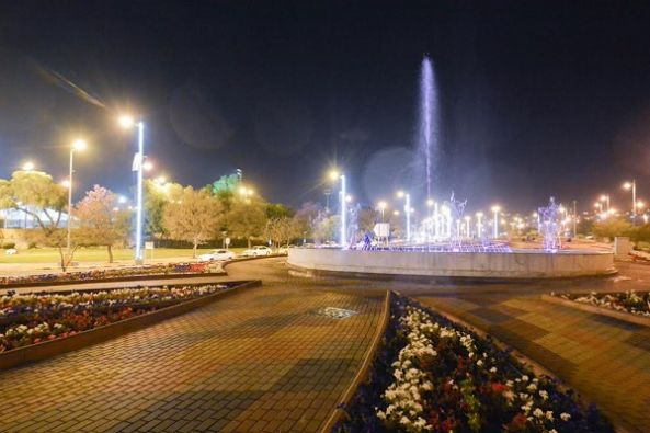 """أمانة عسير تنهي أكثر من 22 مهمة لتزيين وتجميل """"أبها عاصمة السياحة العربية 2017 م"""""""
