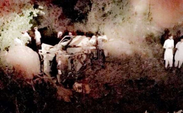 وفاة شاب عشريني على اثر حادث مروري في #تنومة