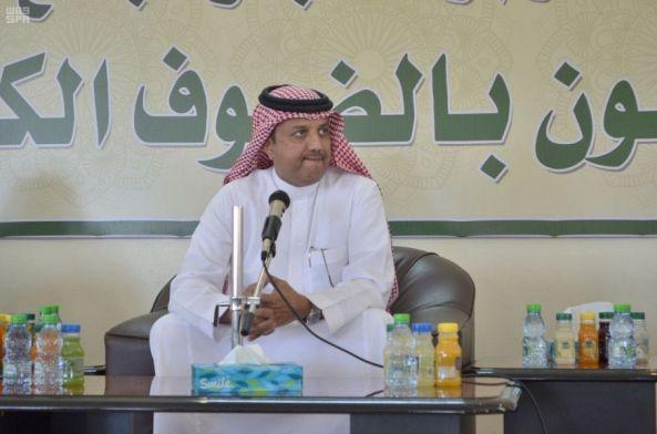 وكيل جامعة #بيشة للشؤون التعليمية يتفقد كليات الجامعة في محافظة #النماص