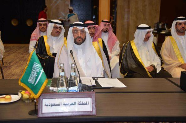 بمشاركة معالي نائب وزير الخدمة المدنية اجتماع المجلس التنفيذي للمنظمة العربية للتنمية الإدارية