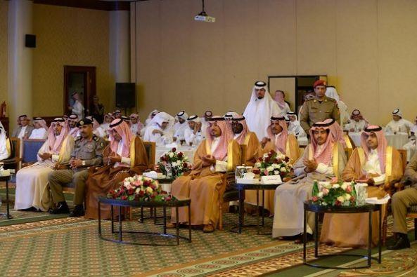 منصور بن مقرن يرعى اللقاء الرمضاني الثاني للإعلاميين بمنطقة عسير