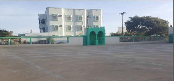 أمانة منطقة عسير تقوم بتهيئة المصليات المكشوفة في مدينة أبها والقرى التابعة لها لصلاة عيد الفطر