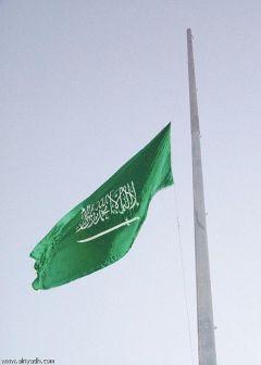 «العلم السعودي» أكبر لوحة فنية في العالم تنطلق بالجنادرية