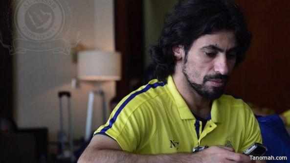 رسمياً.. النصر يوقع مخالصة نهائية مع حسين عبدالغني