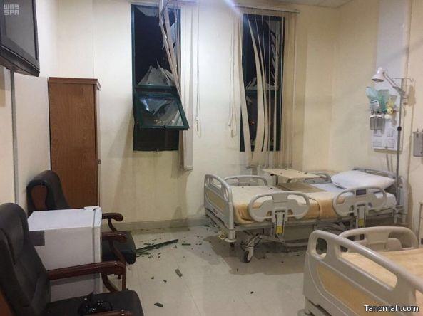 إصابة اثنين من المواطنين بنجران إثر سقوط مقذوفات أطلقتها عناصر حوثية من داخل الأراضي اليمنية