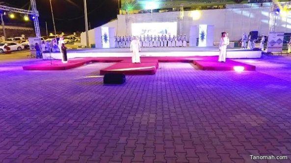 بأوبريت عزم وسمو محافظ تنومة يفتتح برامج محافظة تنومة تحت شعار تنومة أبهى 38