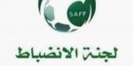 لجنة الانضباط توقف وتغرم هتان باهبري لاعب نادي الشباب