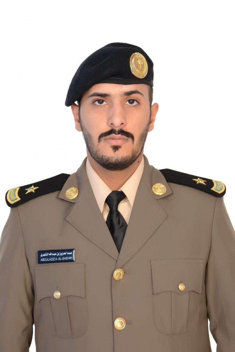 رتبة ملازم لعبدالعزيز بن معتق