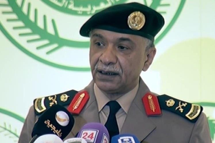 الداخلية : تفاصيل الهجوم على نقطة حراسة خارجية تابعة للحرس الملكي بجدة لإطلاق نار