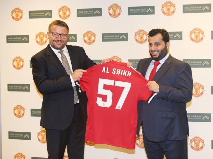 هيئة الرياضة توقع مذكرة تفاهم مع نادي مانشستر يونايتد لتطوير صناعة كرة القدم بالمملكة