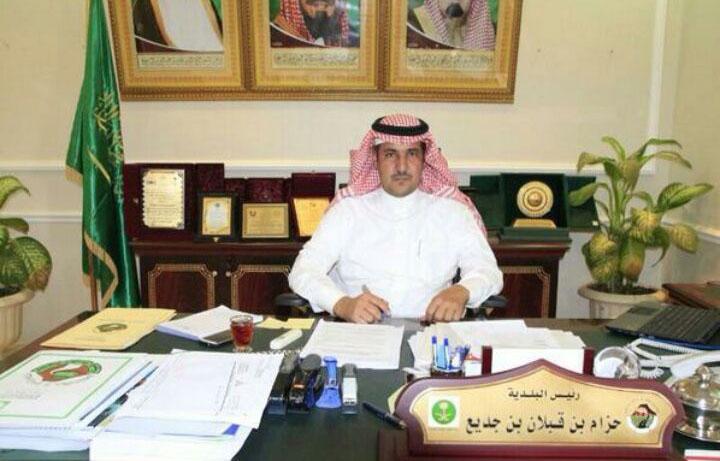 بن قبلان يباشر أعماله رئيساً لبلدية #بللسمر