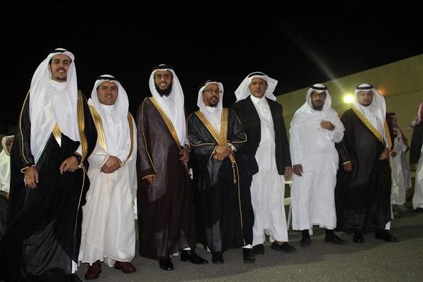 أسرة آل غرامه تحتفي بزواج المهندس/ محمد  وحصول عبد الله وعبد الإله على شهادتي الدكتوراه