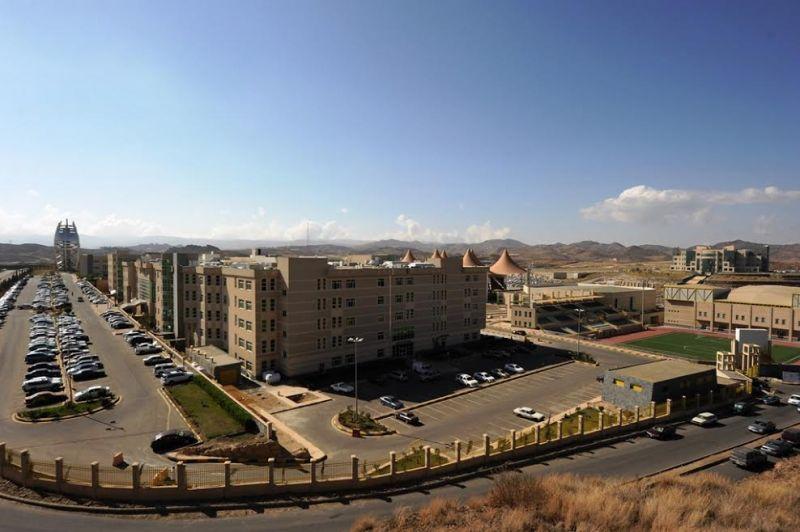 """ تدشين مشروع تطوير البرامج الأكاديمية """"واكب"""" بجامعة الملك خالد"""