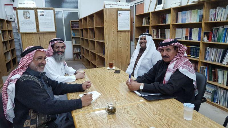 اللجنة المشرفة على اللجان الثقافية في #عسير تعقد اجتماعها الأول