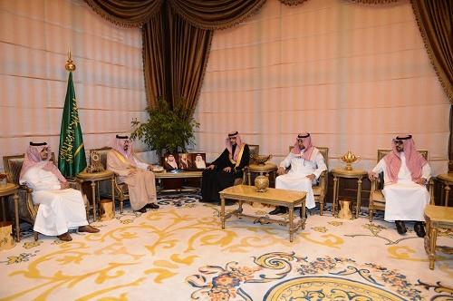 أمير عسير يعلن انطلاق صندوق الأمير منصور بن مقرن لدعم رواد الأعمال