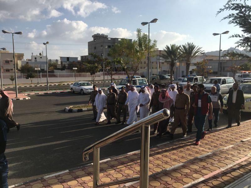 بالصور:محافظ #تنومة يدشن اليوم سبع مبادرات