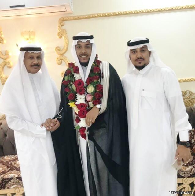 """""""أحمدعقيل"""" يحتفل بزواج نجله """"عقيل"""""""