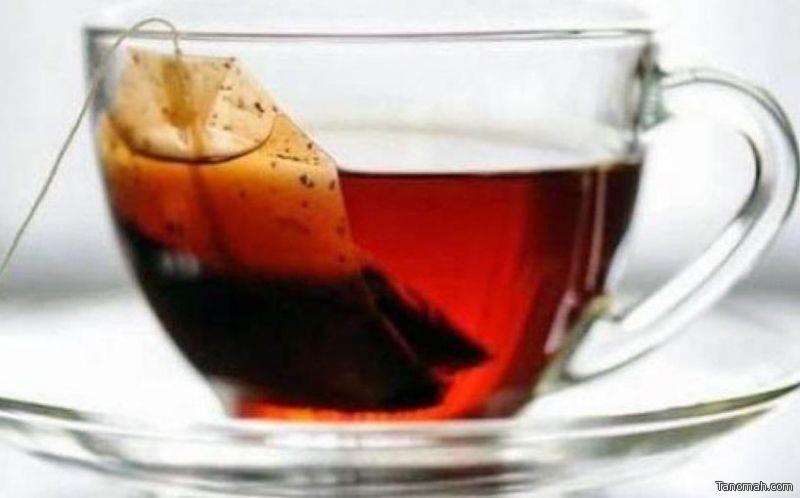احذر.. أكياس الشاي تحتوي على مواد مضرة قد تسبب العقم والسرطان
