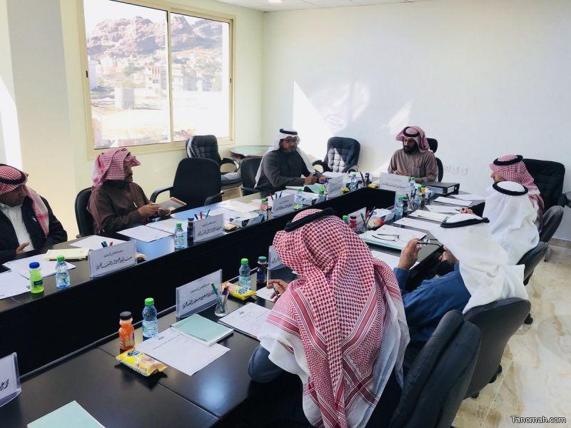 المجلس البلدي يعقد جلسته الاعتيادية ال٢٧ بمقر المجلس الجديد