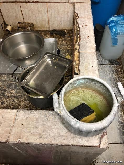 أمانة عسير : تخالف أكثر من 60 محل في أبها وتصادر 400 كلجم من الفواكه والخضراوات