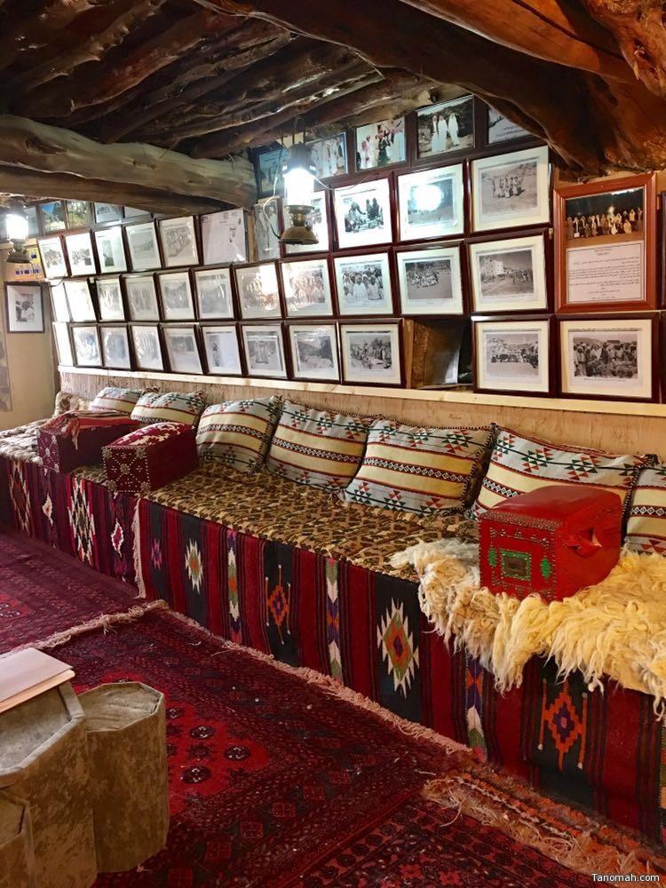 تعاون أهالي قرية بجمع ٤ آلاف قطعة تراثية يبرز متحف آل عليان