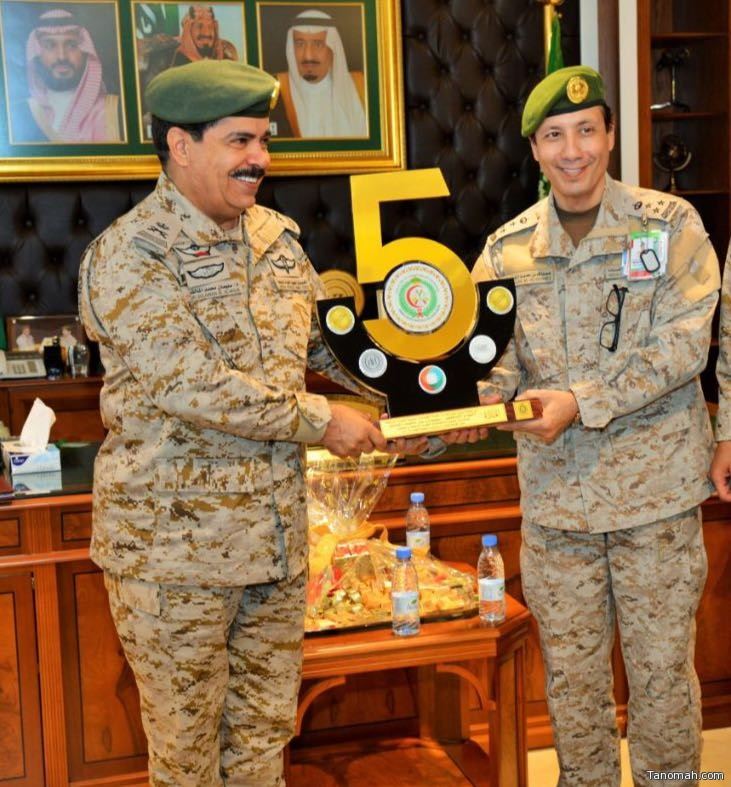 مستشفى القوات المسلحة بالجنوب يحصل على شهادة المركز السعودي لاعتماد المنشآت الصحية ( سباهي -CBAHI )