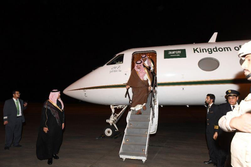 أمير منطقة عسير يحتفي بسمو نائبه الأمير تركي بن طلال*