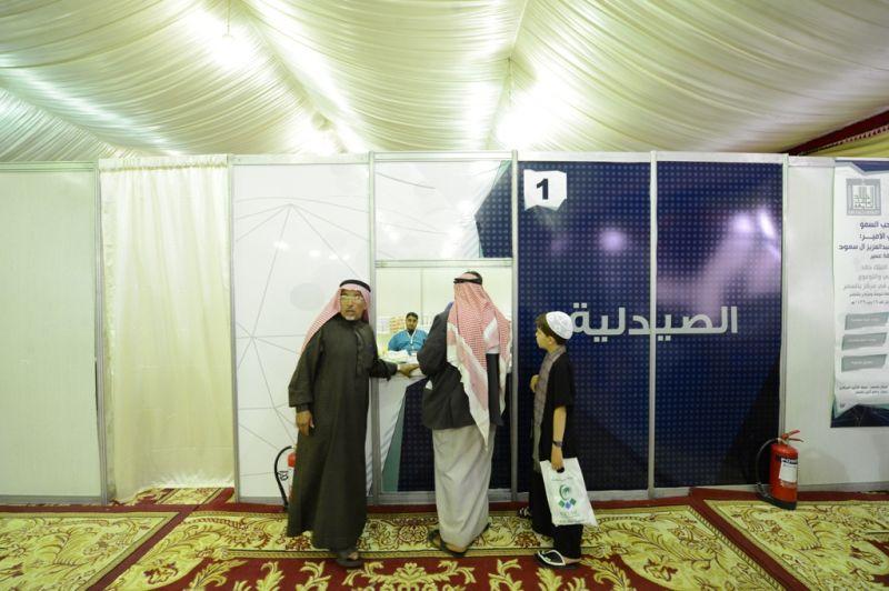 أكثر من 700 مستفيد من برنامج جامعة الملك خالد الصحي والتوعوي والتثقيفي الـ6 ببللسمر