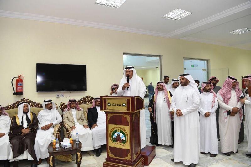رئيس غرفة #أبها يدعو رجال الأعمال  في #تنومة و #النماص و #بللسمر و #بللحمر لتنويع استثماراتهم