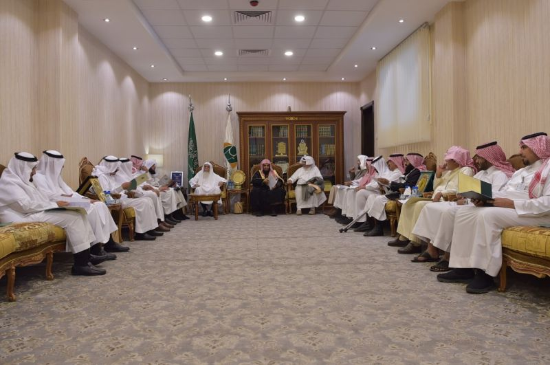 انعقاد اجتماع الجمعية العمومية لجمعية البر بأبها