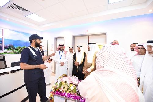 السرحاني: يدشن عدد من المشاريع الصحية والتطويرية بمستشفى بللحمر العام