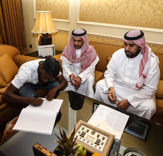 الاتحاد يجدد عقد فهد المولد حتى عام 2022 م
