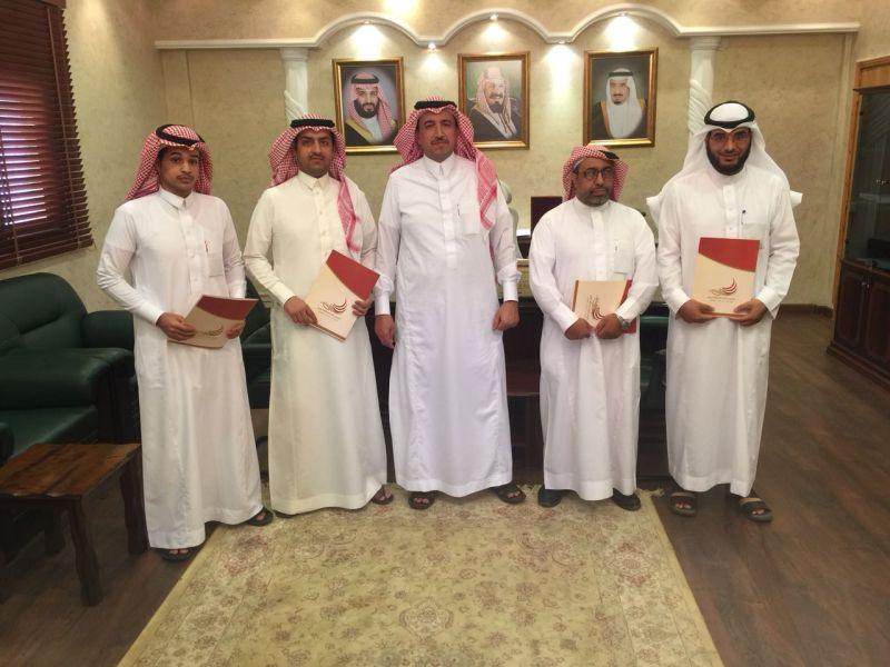 مجلس شباب منطقة عسير يوقع عدد من اتفاقيات الشراكة في محافظة #تنومة