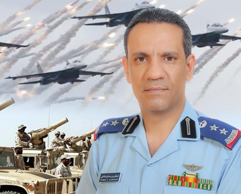 المتحدث باسم التحالف يكشف تفاصيل لحظة رصد طائرة بدون طيار باتجاه مطار أبها وكيف تم التعامل معها
