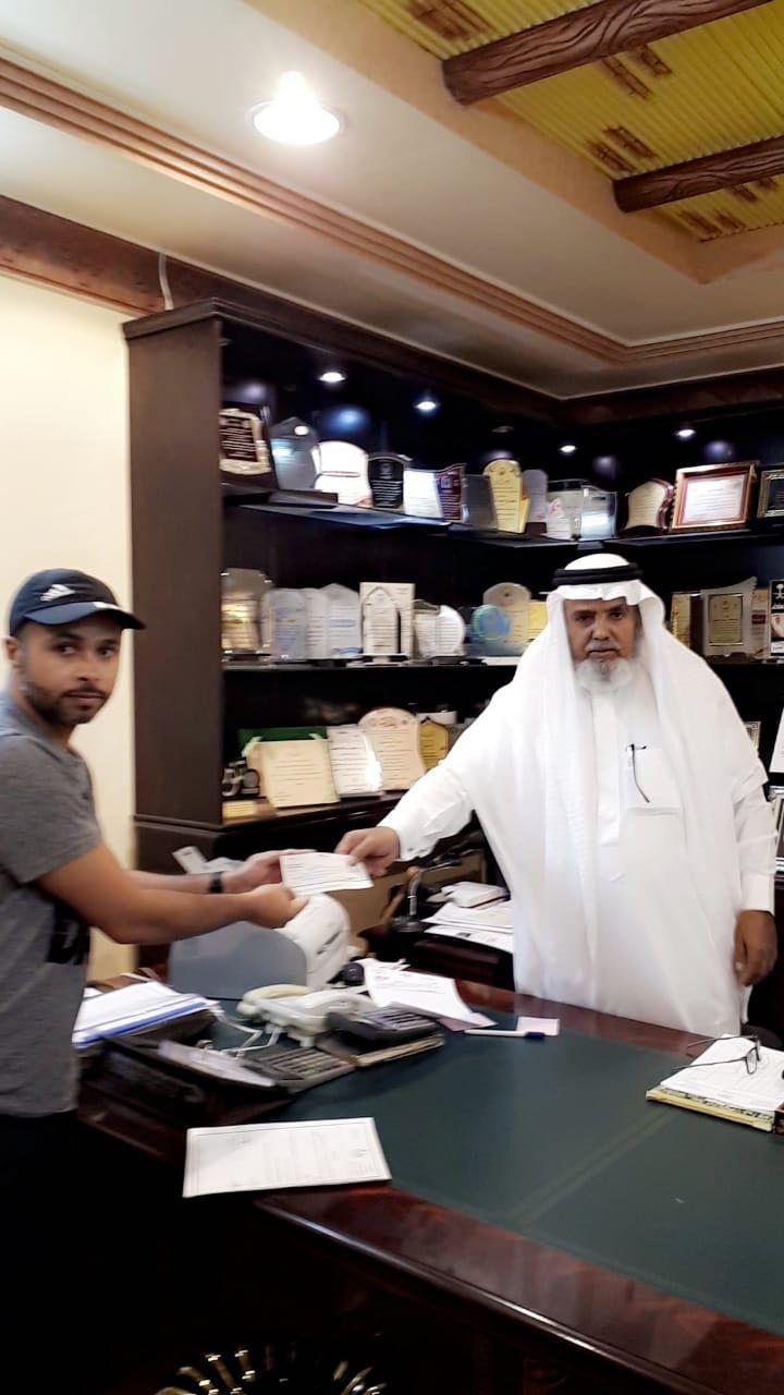 نادي الحي بمحافظة تنومة يوقع عقد شراكة مجتمعية مع شركة نقاء عسير