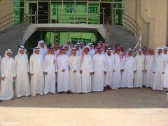 طلاب ثانوية الملك فهد يزورون جامعة الملك خالد في ابها والأربعاء يوم مفتوح في تنومة
