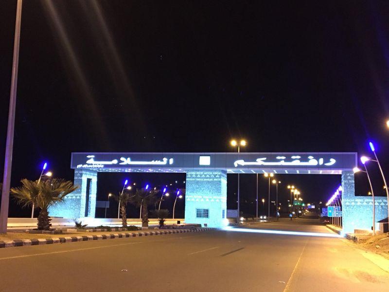 بلدية بللسمر تنهي استعداداتها لاستقبال عيد الفطر وتجهز شاشة عملاقة لنقل كأس العالم