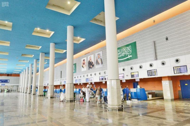 هيئة الطيران المدني تكمل استعداداتها لتوديع ضيوف الرحمن