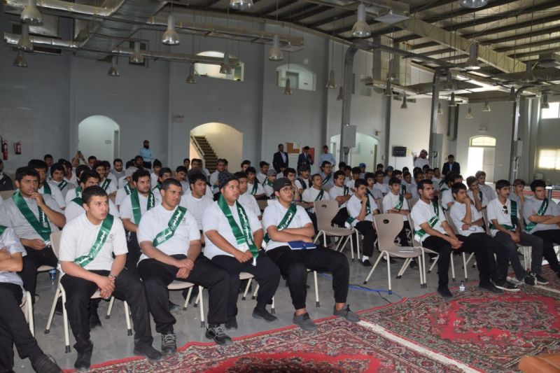 الكلية التقنية بتنومة تقيم حفل بمناسبة اليوم الوطني الـ 88
