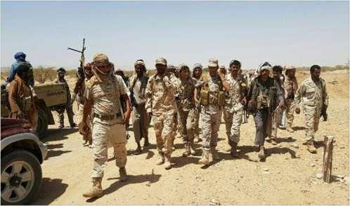 """الجيش الوطني اليمني يقترب من القضاء على وهم """"الولاية"""""""