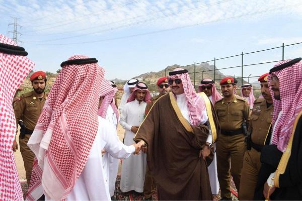 الأمير تركي بن طلال يلتقي نائب وزير العمل والتنمية الإجتماعية ويقفان على احتياجات المواطنين في مركزي كحلا والربوعة