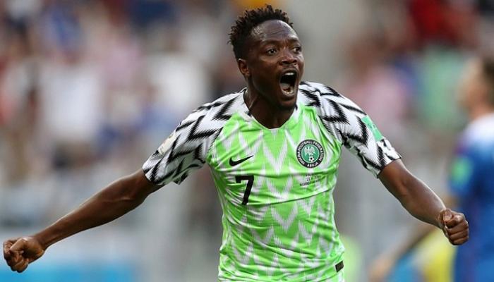 """""""موسى"""" النصر يفوز بجائزة لاعب العام 2018 في نيجيريا"""