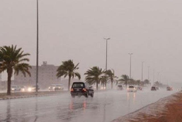 """""""الأرصاد"""" تطلق تنبيهات متقدمة عن هطول أمطار رعدية على منطقتي مكة والباحة"""