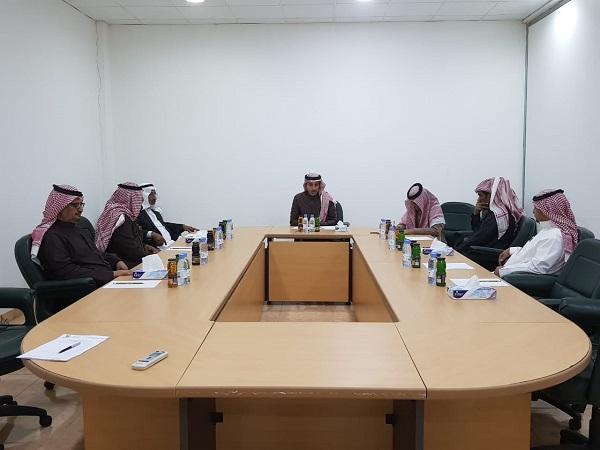 اللجنة التجارية السياحية بسراة عبيدة تعقد إجتماعها الأول