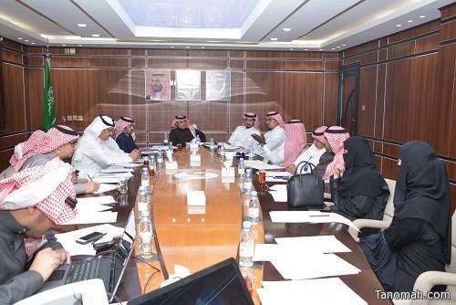 رئيس غرفة أبها يشيد بجهود لجنة ريادة الأعمال في عسير خلال عام 2018