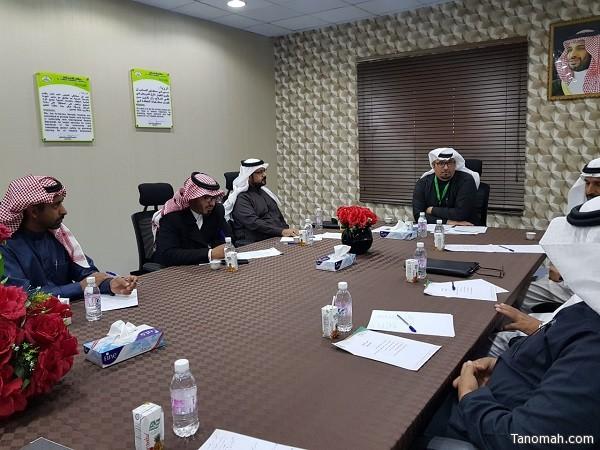 المجلس الاستشاري الصحي بالنماص يعقد اجتماعه الثالث
