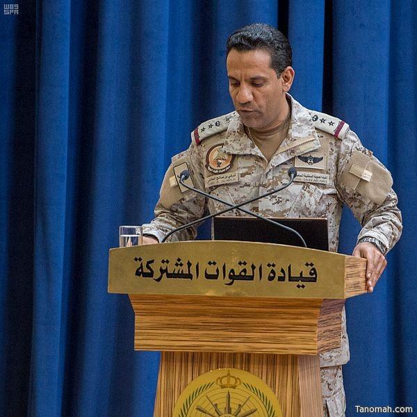 """العقيد المالكي : مليشيا الحوثي الإرهابية ما زالت تواصل انتهاكاتها مع الشعب اليمني الشقيق ولم تلتزم باتفاق """"ستوكهولم"""""""