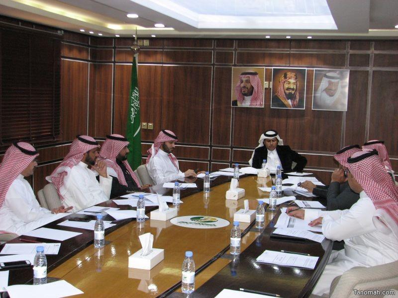 لجنة ريادة الأعمال بغرفة أبها تعتمد خطة العمل 2019