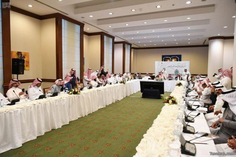 """الأمير تركي بن طلال يرعى حفل إطلاق أعمال جمعية"""" كرامة"""" بمنطقة عسير"""