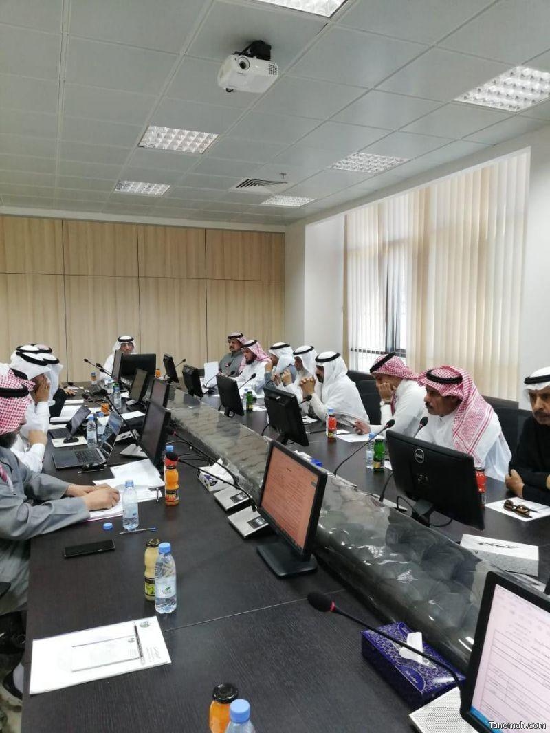 المجلس البلدي لأمانة منطقة عسير يعقد اجتماعه رقم 50